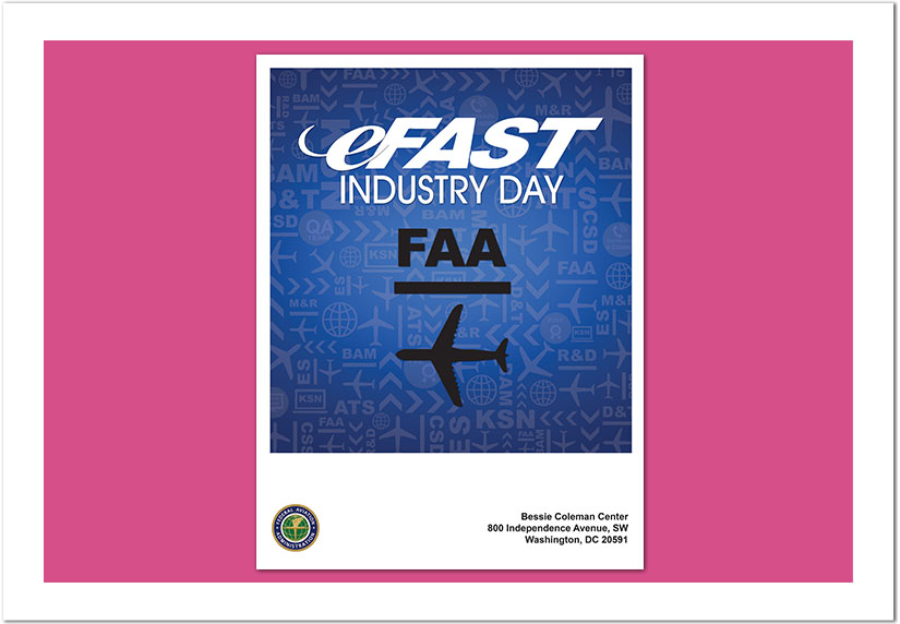 2015 eFAST INDUSTRY DAY POSTER